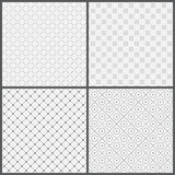 Pattern_set03 inconsútil Fotos de archivo libres de regalías