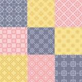 Pattern Set Stock Image