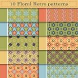 Pattern set Royalty Free Stock Images