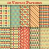 Pattern set Stock Images