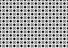 Pattern. Shapes. Abstract. B&W. Art. Deco stock photography