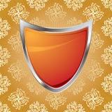 Pattern shield Royalty Free Stock Photography