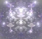 Pattern. Shining seamless pattern,  illustration Royalty Free Stock Photos