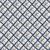 A pattern of silver gift boxes on a blue background. A pattern of silver gift boxes on a blue background Royalty Free Stock Images