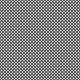 Pattern with the small mesh, grid. Seamless vector background. Abstract geometric texture. Rhombuses wallpaper. Royalty Free Stock Photos