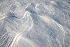 Pattern snow Royalty Free Stock Photo