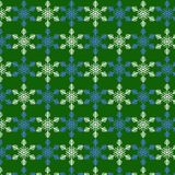 Pattern from snowflake without seam royalty free stock photos