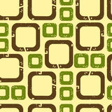 Pattern square Stock Photography