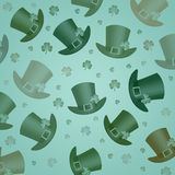 Pattern for St. Patrick Royalty Free Stock Photo