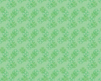 Pattern for St. Patrick's Day Stock Images