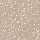 Pattern stars. Vector background. Royalty Free Stock Photography
