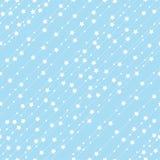 Pattern stars. Vector background. Stock Photos