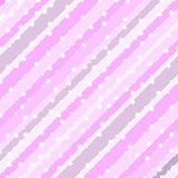 Pattern stars. Vector background. Stock Photography