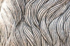 Pattern on stone engraving. Stock Photography