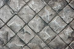 Pattern stone floor Stock Image