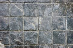 Pattern stone floor Royalty Free Stock Photo