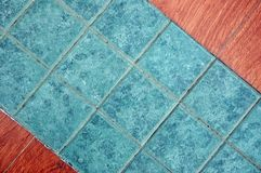 Pattern stone floor Royalty Free Stock Image