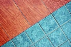 Pattern stone floor Stock Images