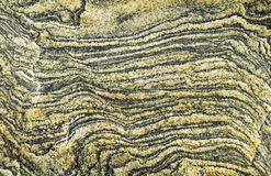 Pattern of stone layers Stock Images