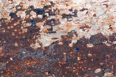 Pattern of a stone slab in purple, gray, blue, orange Royalty Free Stock Image