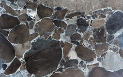 Pattern of the stone surface Stock Photo