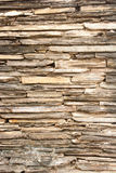 Pattern of stone wall Stock Photo