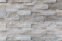 Pattern of stone wall surface with cement Royalty Free Stock Photos