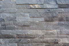 Pattern of stone wall surface Stock Photos