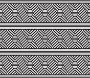The pattern of straight lines Stock Photos