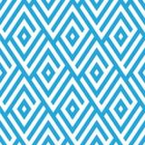 Pattern with stripe, chevron, geometric shapes Stock Image