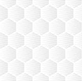 Pattern with stripped hexagonal tiles. Royalty Free Stock Photo