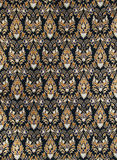 Pattern style Thai Silk Royalty Free Stock Photo