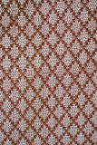 Pattern style Thai Silk Stock Photography