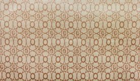 Pattern style on the wrapper Royalty Free Stock Photos