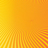 Pattern of sun. Vector Royalty Free Stock Photo