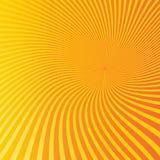 Pattern of sun. Vector Royalty Free Stock Photo