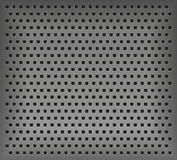 Pattern Surface drill. Background Black Stock Image