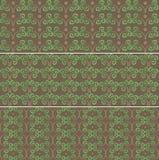 Pattern swirly tree Stock Photo