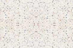 Pattern terrazzo floor or marble beautiful old texture, polished stone wall for background stock image