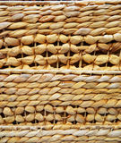 Pattern texture of bamboo weave Royalty Free Stock Photo