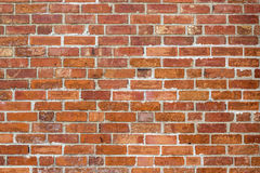 Pattern and texture of brickwall Royalty Free Stock Photo