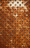Pattern of textured rusty metal Royalty Free Stock Images