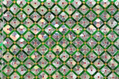 pattern of Thai art Royalty Free Stock Image