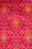 Pattern on thai cloth texture Stock Photography