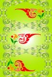 Pattern thai design Stock Photography
