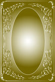 Pattern thai frames Royalty Free Stock Images