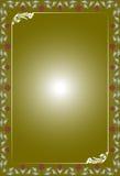 Pattern thai frames Stock Image