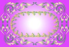Pattern thai frames Stock Photo