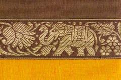 Pattern thai style background. Royalty Free Stock Image