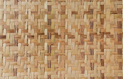 Pattern of Thai style basketry Stock Photo
